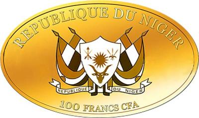 Нигер 100 франков овал (аверс).jpg