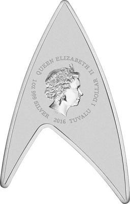 Тувалу 1 доллар 2016 «Звёздный путь - Дельта» (аверс).jpg