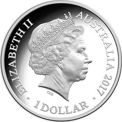 Австралия 1 доллар 2017 (аверс).jpg