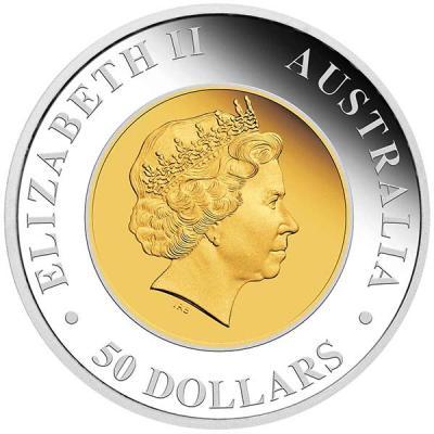 Австралия 50 долларов биметалл (аверс).jpg