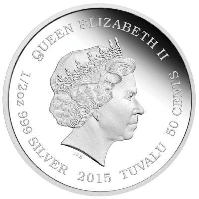 Тувалу 50 центов 2015 0,5 унции серебра (аверс).jpg