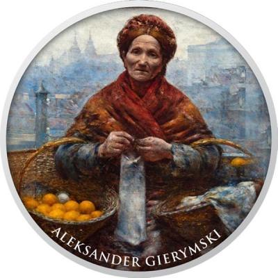 Ниуэ 1 доллар 2016 «Aleksander Gierymski».jpg