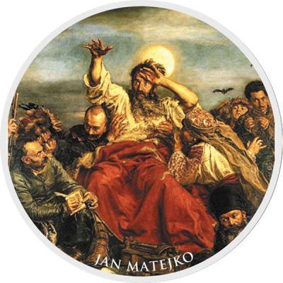 Ниуэ 1 доллар 2016 «Jan Matejko».jpg