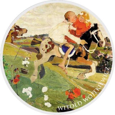 Ниуэ 1 доллар 2016 «Witold Wojtkiewicz».jpg