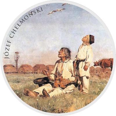 Ниуэ 1 доллар 2016 «Józef Chełmoński».jpg