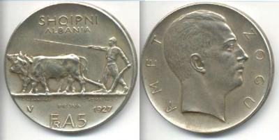 Albania-5Lek-1927Pn.jpg
