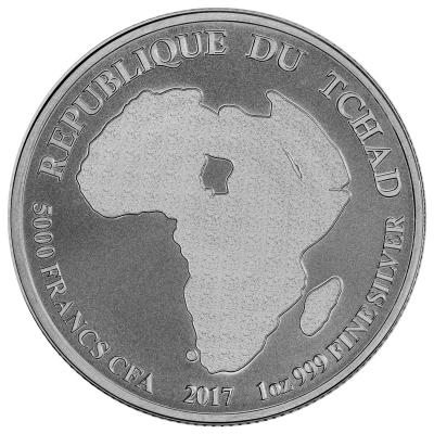 Чад 5000 франков КФА 2017 года (аверс).jpg