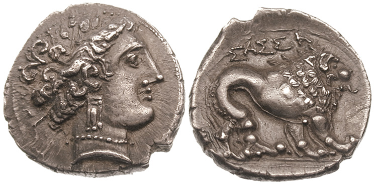 Серебряные монеты 1700 годов