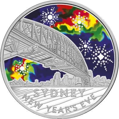 Австралия $ 1 2017 фейерверк в Сиднее (реверс).jpg