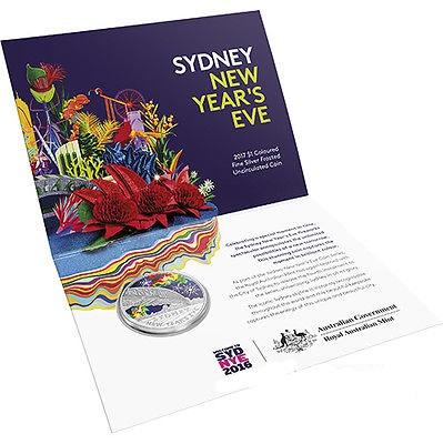 Австралия $ 1 2017 фейерверк в Сиднее (карточка).jpg