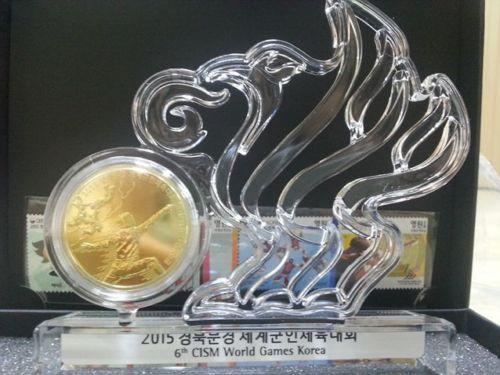 VI Всемирные игры военнослужащих. Корея. Мунгён (подставка).jpg