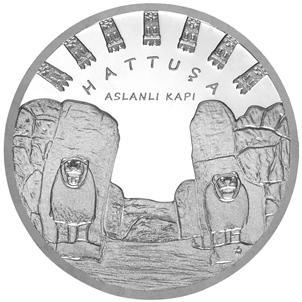 Турция 20 лир 2015 «Хаттуса» (реверс).jpg