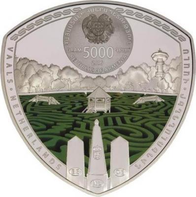 Армения «Лабиринт Ваалса» (аверс).jpg