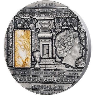 Ниуэ 2 доллара 2015 «Imperial Art - Египет» (аверс).jpg