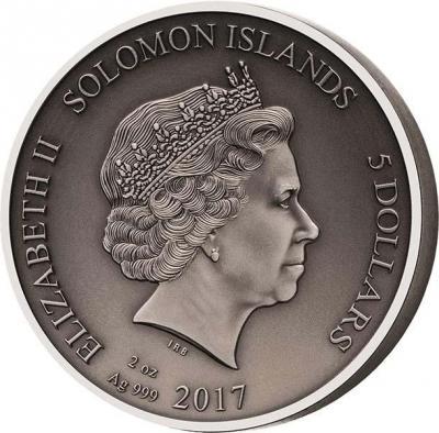 Соломоновы острова 5 долларов 2017 (аверс).jpg
