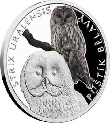 Ниуэ 1 доллар 2017 «Уральская сова» (реверс).jpg