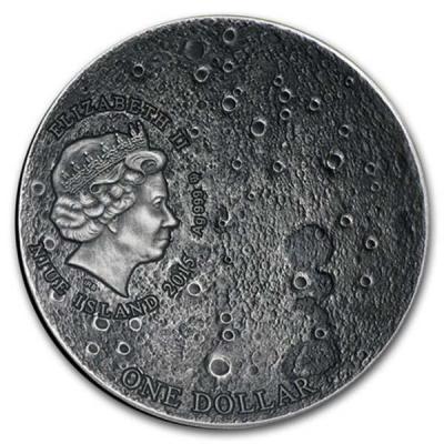 Ниуэ 1 доллар 2015 «Солнечная система. Луна» (аверс).jpg
