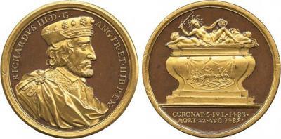 6 июля 1483 года — коронован Ричард III Английский.jpg