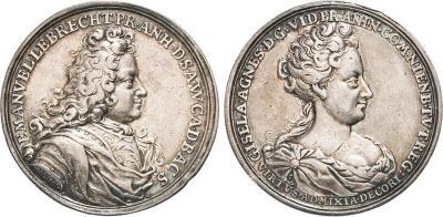 9 октября 1669 Гизела Агнесса фон Рат.jpg