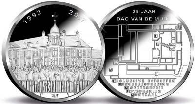 Монетный набор Нидерланды 2017 медаль.jpg