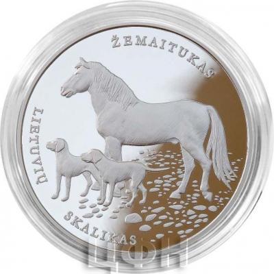 Литва €10 2017 год «Литовская природа» (реверс).jpg