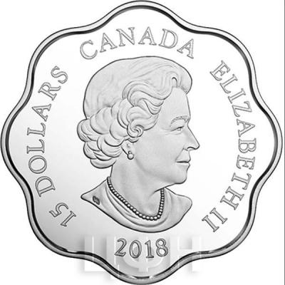 Канада 15 долларов 2018 год (аверс).jpg