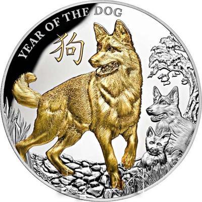 Ниуэ 8 долларов 2018 год «Год собаки» (реверс).jpg