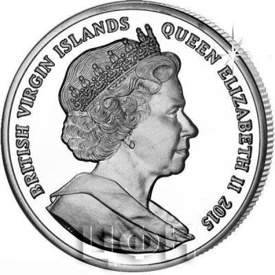 Британские Виргинские острова 1 доллар 2015 (аверс).jpg