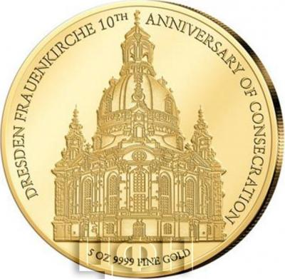 Ниуэ 1000 долларов 2015 «DRESDEN FRAUENKIRCHE. 10TH ANNIVERSARY OF CONSECRATION» (реверс).jpg