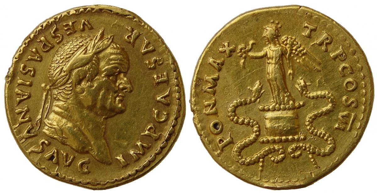 Классификация степеней сохранности античных монет в зависимо.