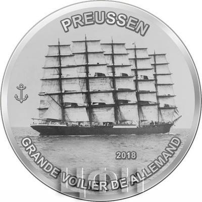 Гвинея 1000 франков 2018 «Пруссия 1902» (реверс).jpg