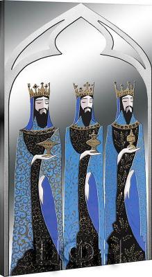 Ниуэ 10 долларов 2015 год «Три короля» (реверс).jpg