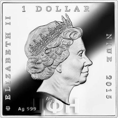 Ниуэ 1 доллар 2015 год «Алтарь Вита Ствоша» (аверс).jpg