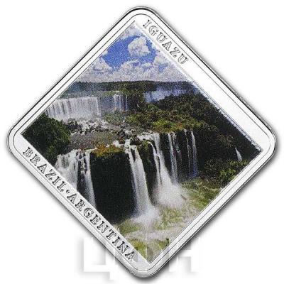 Ниуэ 1 доллар 2015 год «Водопады.Игуасу» (реверс).jpg