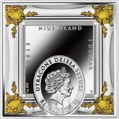 Ниуэ 1 доллар 2015 год «Полоцкий поэт» (аверс).jpg
