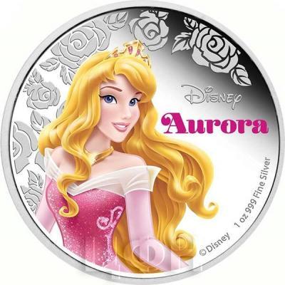 Ниуэ 2 доллара 2015 год «Аврора». (реверс).jpg