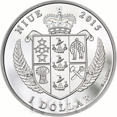 Ниуэ 1 доллар 2015 год «Снежинка» (аверс).jpg