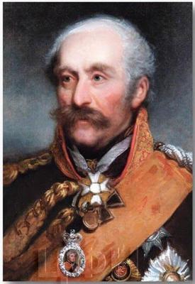 Ниуэ 5 долларов 2015 год «фельдмаршал принц фон Блюхер» (реверс).jpg