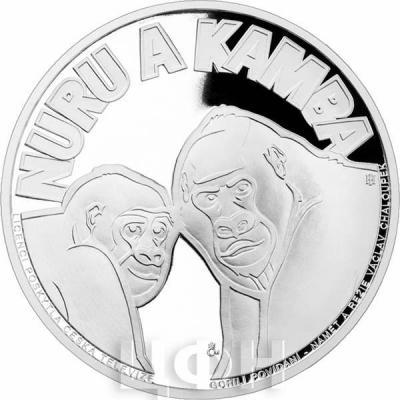 Ниуэ 2 доллара 2015 год  «Нуру и Камба (реверс).jpg