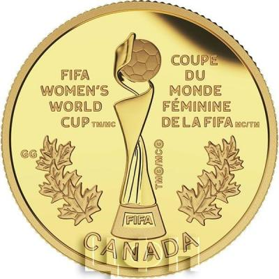 Канада 75 долларов 2015 год «Кубок» золото (реверс).jpg