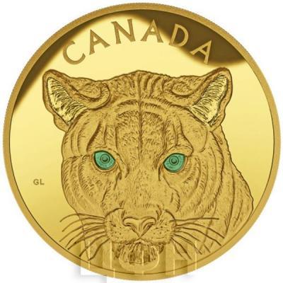 Канада 2500 долларов 2015 года «Пума».jpg
