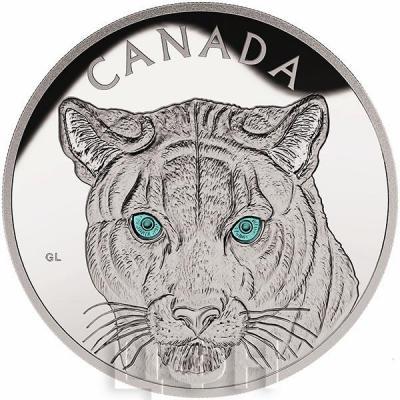 Канада 250 долларов 2015 года «Пума».jpg