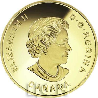 Канада «ELIZABETH II», «D • G • REGINA» золото(аверс).jpg
