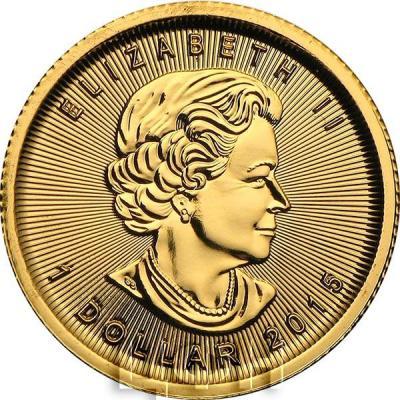 Канада 1 доллар 1.20 унции  2015 год (аверс).jpg