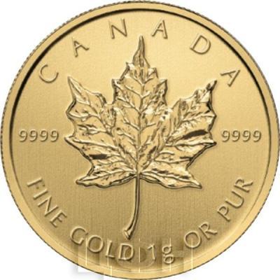 Канада 50 центов 1 грамм 2015 (реверс).jpg