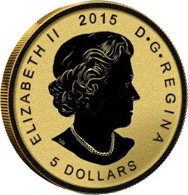 Канада 5 долларов 2015 (аверс).jpg