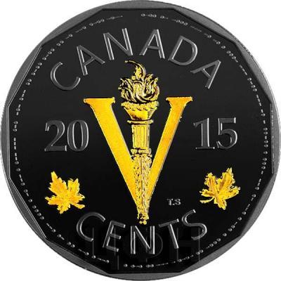 Канада 5 центов 2015 (реверс 1943 года).jpg