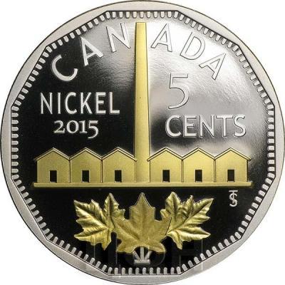 Канада 5 центов 2015 (реверс 1951 года).jpg