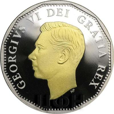 Канада Георг VI (аверс 1910 по 1936 год).jpg