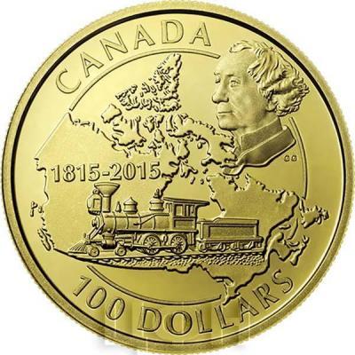 Канада 100 долларов 2015 «200-летие со дня рождения сэра Джона А. Макдональда» (реверс).jpg